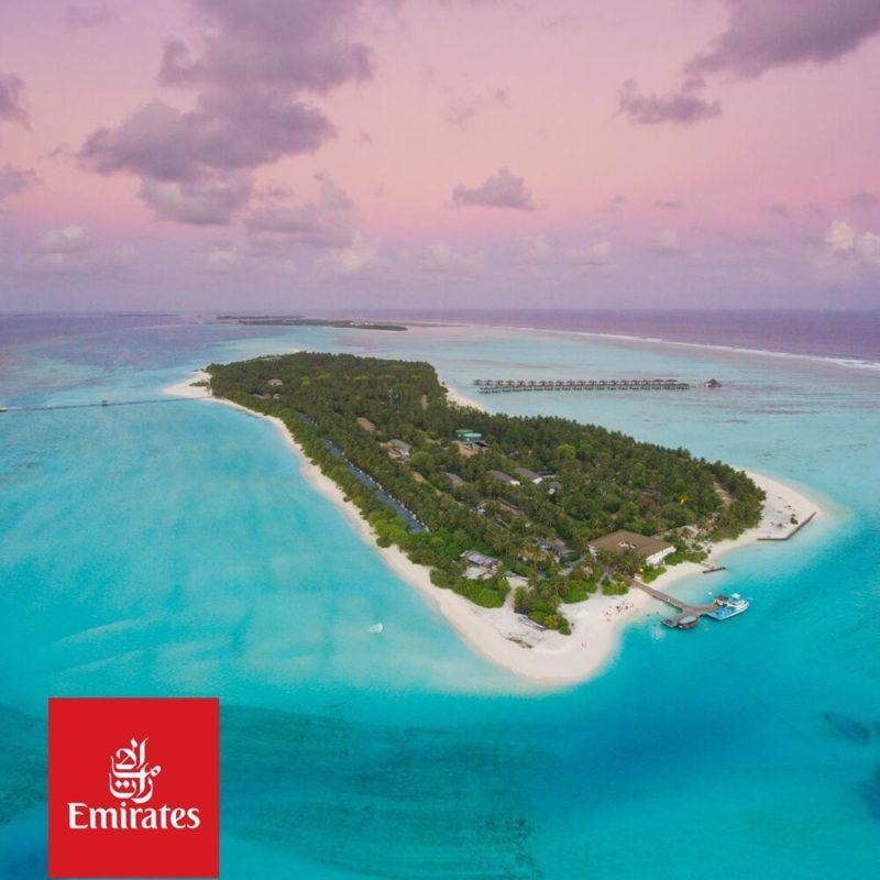 Emirates ile Maldivler Balayı Turu