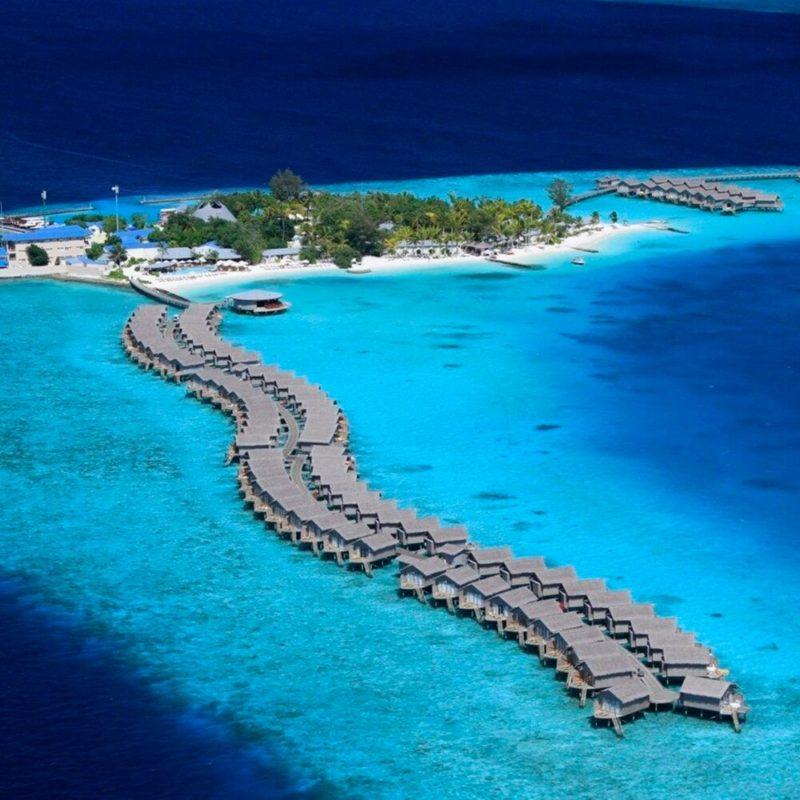 Maldivler Her Şey Dahil Balayı Turu