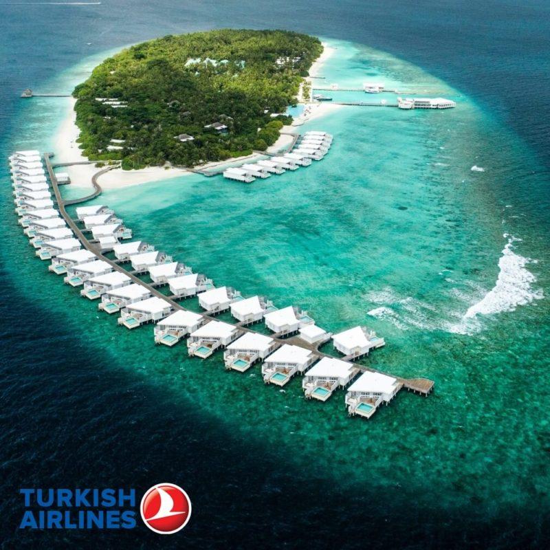 THY ile Maldivler Balayı Turu
